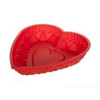 Banquet Culinaria Red silikonová forma srdce