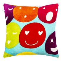 Faţă de pernă 4Home Smiley, 50 x 50 cm