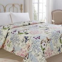 Přehoz na postel Motýl, 220 x 240 cm