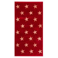 Ręcznik Stars czerwony