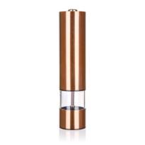 Banquet Mlýnek na koření elektrický Copper 22,5 cm, měděná