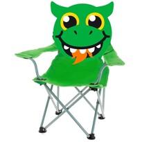 Scaun pliabil Dragon, pentru copii, verde