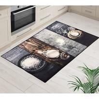 Kusový koberec Morská soľ 3D, 80 x 120 cm