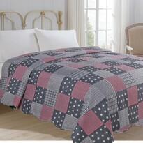 Narzuta na łóżko Americano, 220 x 240 cm