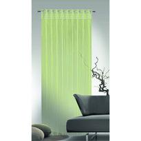 Albani Povrázková záclona Cord zelená, 90 x 245 cm