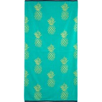 Prosop de plajă Pineapple, 90 x 170 cm
