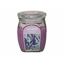 Lumânare la borcan Lavandă, 430 g