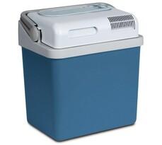 Dobíjacia cestovná chladnička SCM 2025, Sencor, biela + modrá