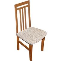 Luksusowe okrycie siedzisk krzeseł Andrea, sada 2 ks