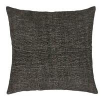 Vankúšik Ivo UNI čierna, 45 x 45 cm