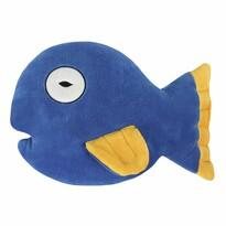 Tvarovaný polštářek Ryba, 45 x 40 cm
