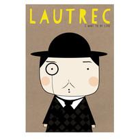Plakát Lautrec 42 x 59 cm