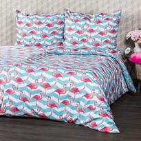 4Home Pościel bawełniana Flamingo