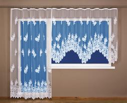 4Home függöny Renata, 350 x 175 cm + 200 x 250 cm