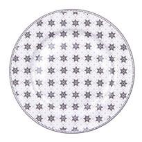 Dezertný tanier Emily 19 cm, biela