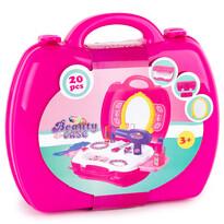 Kozmetický kufrík, ružová