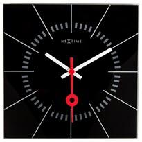 Nextime Stazione 8636zw zegar ścienny
