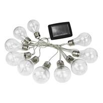Solárne osvetlenie Žiarovky, 10 LED