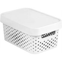 Curver pojemnik do przechowywania Infinity 4,5 l, biały
