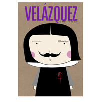 Plakát Velázques 42 x 59 cm
