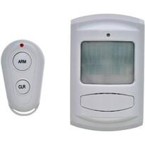 Solight GSM Alarm s pohybovým senzorom, biela
