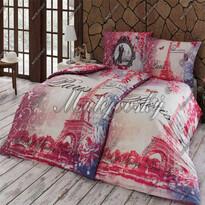 Matějovský bavlnené obliečky Paris Romantic, 140 x 220 cm, 70 x 90 cm