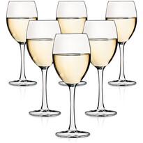 Altom Sada pohárov na biele víno Diamond 250 ml, 6ks