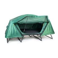 Happy Green Namiot dla 2 osób z nadziemną konstrukcją 210 x 126 x 120 cm