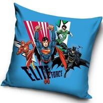 Vankúšik Justice League Elite Force, 40 x 40 cm
