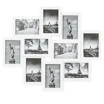 Fotorámeček Sultan na 10 fotografií, bílá