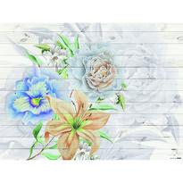 Fototapeta XXL Flores 360 x 270 cm, 4 części