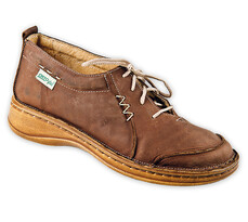 Orto Plus Dámská obuv vycházková vel. 36 hnědá