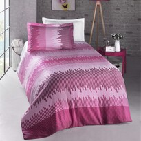 Bavlnené obliečky Energy pink, 140 x 200 cm, 70 x 90 cm