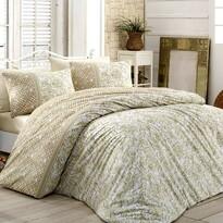 Katya pamut ágyneműhuzat bézs színű