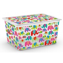 KIS Dekoračn úložný box C Box Style Tender Zoo XL, 50 l