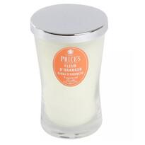 Price´s vonná svíčka ve skle květ pomarančovníku 13 cm