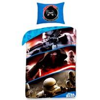 Dětské bavlněné povlečení Star Wars 525, 140 x 200 cm, 70 x 90 cm