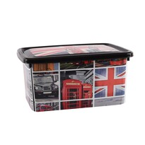 Orion Box s vekom Londýn, 4 l