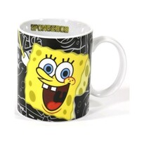 Cană ceramică Sponge Bob 320 ml