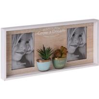 Fotorámček Grow a Dream, 40 x 20 cm