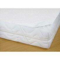 Chránič matrace s PVC, nepropustný, 160 x 200 cm