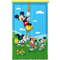 Dětský závěs Mickey & Minnie, 140 x 245 cm