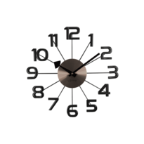 Lavvu Lavvu Design Numerals  falióra antracit átmérő 37 cm
