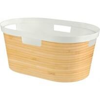 Curver 04762-B45 koš na čisté prádlo Infinity39 l, bambus