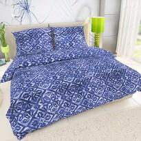 Bavlnené obliečky Porto modrá