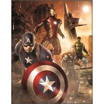 Detská deka Avengers Age of Ultron, 110 x 140 cm