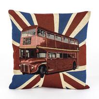 Obliečka na vankúšik Gobelín Bus 45 x 45 cm