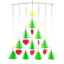 Kinet Christmas Trees 10, 50 cm, zelený