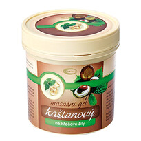 Kaštanový gel Topvet, 250 ml