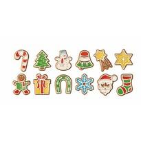 Tescoma DELÍCIA vykrajovačky vianočné ozdoby 12 ks
